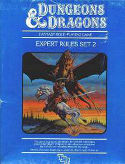 Dungeons and Dragons Set Expert